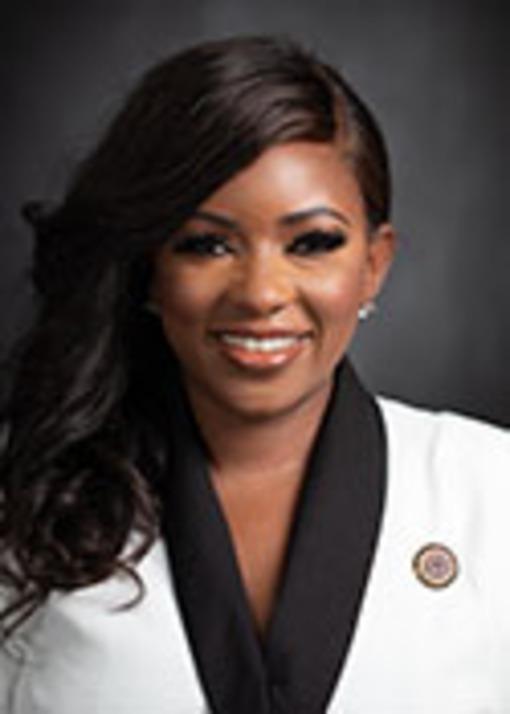 Rep. Jasmine Crockett